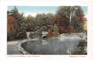 England Pittville Gardens, Cheltenham