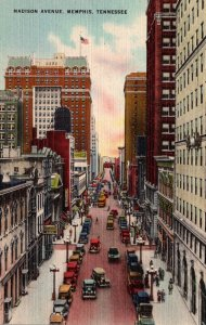Tennessee Memphis Madison Avenue