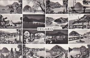 Switzerland Lugano Multi View Photo