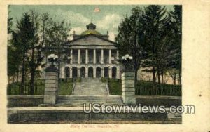 State Capitol in Augusta, Maine