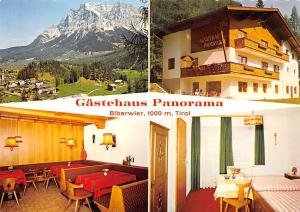 Gaestehaus Panorama Biberwier Tirol Pension Hotel Panorama Mountain