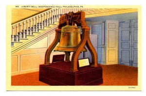 PA - Philadelphia. Independence Hall, Liberty Bell