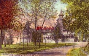 ST. MARY'S HALL, FARIBAULT, MN. 1914