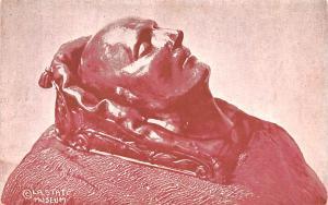 France La State Museum, Death Maks of Napoleon  Death Maks of Napoleon