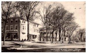 Massachusetts  Lenox  Hagyard's and Lenox Library