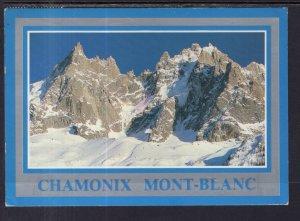 Mont-Blanc,Chamonix,France BIN