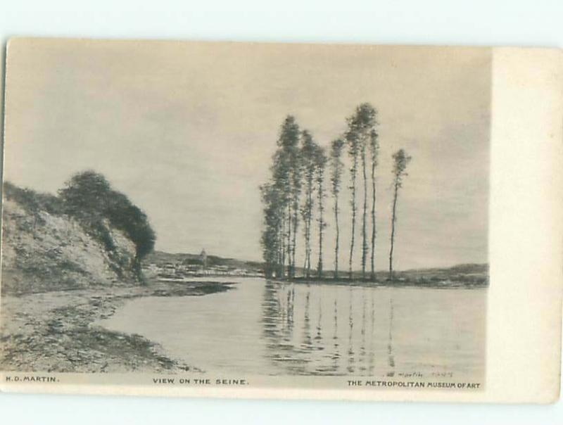 Old rppc NATURE SCENE Great Postcard AB0603