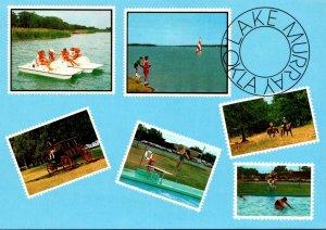 Oklahoma Lake Murray Resort Multi View