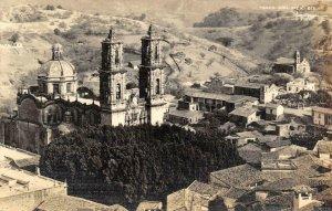 RPPC TAXCO Gro., Mexico 1939 Vintage Postcard