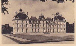 France Chateau de Cheverney Facade Sud