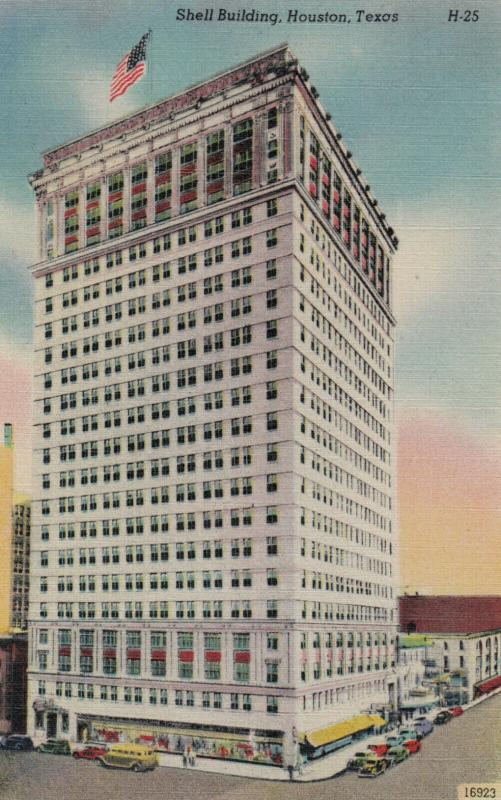 HOUSTON , Texas, 1930-40s ; Shell Building