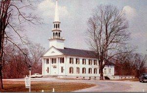 Connecticut Westport Saugatuck Congregational Church Established 1852