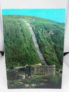 Vintage Postcard Rjukan Vemork Norway