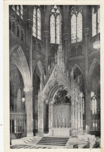 NEW YORK CITY, New York, 1946; High Altar of St. Patrick's Cathedral