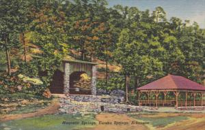 Magnetic Springs, EUREKA SPRINGS, Arkansas, 30-40s