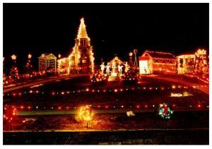 Connecticut , Dayville , Whipple's Christmas Wonderland ,   Chapel
