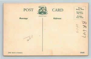 WA-Washington Columbia River, Fisherman's Bay, Boats, Dock, Vintage Postcard
