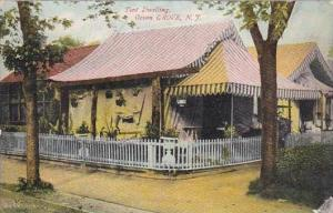 New Jersey Ocean Grove Tent Dwelling 1907