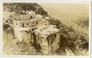RPPC OCHS Memorial on the Point of Lookout Mountain near Chattanooga, Tennessee,