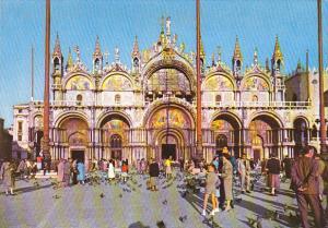 Italy Venezia Saint Mark Basilica