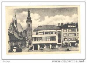 Town square,Klatovy , 00-10s Czech Republic