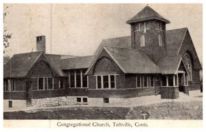 Connecticut  Norwich , Congregational Church