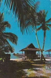 Florida Naples Fishing Pier 1970