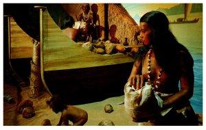 Hawaii    Early Hawaiians  Wax Museum