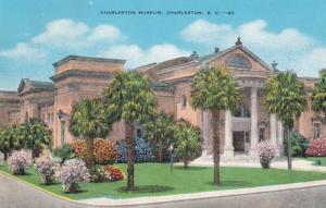 South Carolina Charleston The Charleston Museum