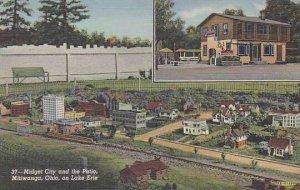 Ohio Mitiwanga Midget City And The Patio