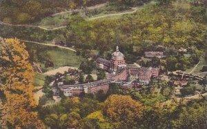 Virginia Hot Springs General View Of The Homestead Hotel Albertype