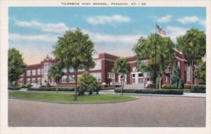 Kentucky Paducah Tilghman High School
