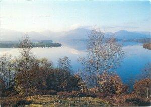 Postcard UK Scotland Loch Lomond, Dunbartonshire