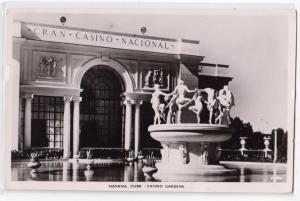 Casino Gardens, Havana Cuba