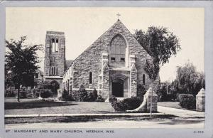 St. Margaret And Mary Church, Neenah, Wisconsin, 1910-1920s