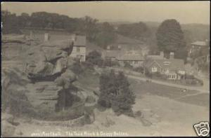 kent, RUSTHALL, Toad Rock, Denny Bottom (1910s) RPPC