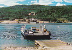 Canada Needles - Fauquier Ferry British Columbia