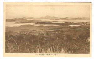 Noumea from the Hills  (New Caledonia), 1910s