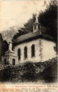 CPA Massif des Bauges - N.-D. de Bellevaux (651757)