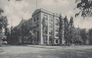 Saint Terasa Hall with Saint Cecilia Hall, College of Saint Teresa, Winona, M...