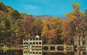 North Carolina Montreat Left Bank Adult and Collegiate Activity Center On Lak...