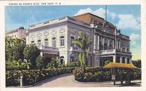 SAN JUAN , Puerto Rico, 30-40s ; Casino de Puerto Rico ; Version-1