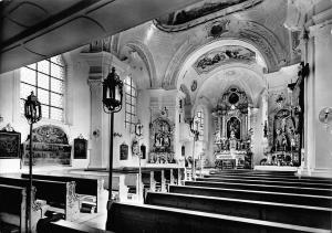 Muenchen Kirche Eglise Interior view Church Altar