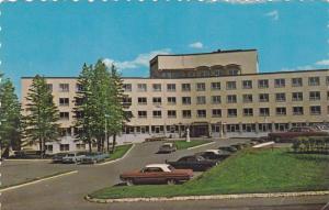 Exterior, Hopital Saint-Joseph, Beauce,  Quebec, Canada, 40-60s
