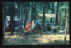 Freetown, Massachusetts/Mass/MA/Mass, Amy's Hideaway, Campground, Trailers
