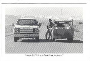 Along The Information Superhighway, Dodge Truck, 40-60s