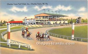 Charles Town Turf Club, Inc Charles Town, West Virginia, WV, USA Unused