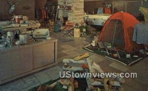 Root's Camp 'N Ski Haus Fort Wayne IN Unused