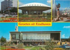 Postcard Netherlands Holland Eindhoven
