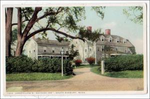 Longfellow's Wayside Inn, South Sudbury MA
